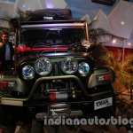 Mahindra Thar Midnight Edition Auto Expo front