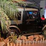 Mahindra Thar Midnight Edition Auto Expo side