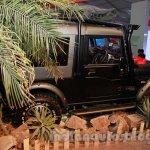 Mahindra Thar Midnight Edition Auto Expo side