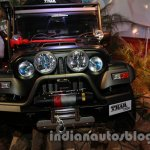 Mahindra Thar Midnight Edition Auto Expo