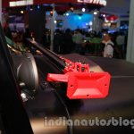 Mahindra Thar Midnight Edition at Auto Expo
