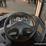 Mahindra Tourister Cosmo 40 seater steering wheel live
