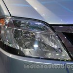 Mahindra Verito Electric headlamp at Auto Expo 2014