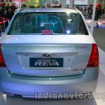 Mahindra Verito Electric rear at Auto Expo 2014