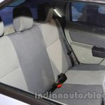 Mahindra Verito Electric rear seat at Auto Expo 2014