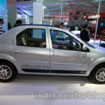 Mahindra Verito Electric side at Auto Expo 2014