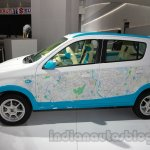 Maruti Alto 800 Browzer side view