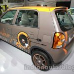 Maruti Alto Krescendo rear three quarter left live