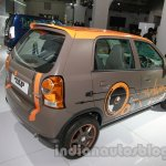 Maruti Alto Krescendo rear three quarter right live