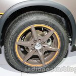 Maruti Alto Krescendo wheel detail live