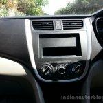 Maruti Celerio VXi AMT Drive dashboard