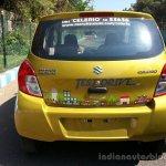 Maruti Celerio VXi AMT Drive rear 2