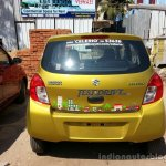 Maruti Celerio VXi AMT Drive rear