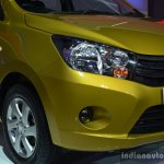 Maruti Celerio headlamp detail live