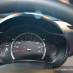 Maruti Celerio power instrument panel live