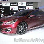 Maruti Ciaz Concept front three quarters far