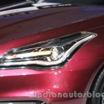 Maruti Ciaz Concept headlight