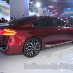 Maruti Ciaz Concept rear three quarters