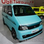 Maruti EECO Piknik front three quarters left