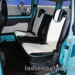 Maruti EECO Piknik rear seat