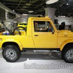 Maruti Gypsy Escapade rear side live
