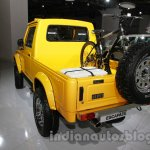 Maruti Gypsy Escapade rear three quarter left live