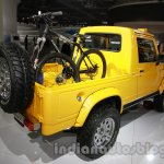 Maruti Gypsy Escapade rear three quarter live