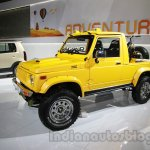Maruti Gypsy Escapade rear three quarter right live