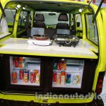 Maruti Omni Cafe boot