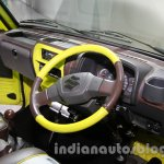Maruti Omni Cafe dashboard
