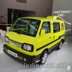 Maruti Omni Cafe front three quarters