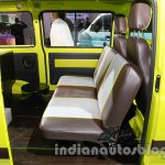 Maruti Omni Cafe rear seat