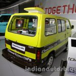 Maruti Omni Cafe rear three quarters left