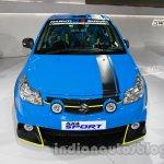 Maruti SX4 Sport front profile live