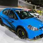 Maruti SX4 Sport front three quarter right live