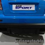 Maruti SX4 Sport rear aero live