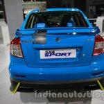 Maruti SX4 Sport rear live