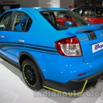 Maruti SX4 Sport rear three quarter left live