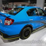 Maruti SX4 Sport rear three quarter right live
