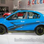 Maruti SX4 Sport side live