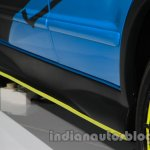 Maruti SX4 Sport side skirt live