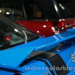Maruti SX4 Sport spoiler live