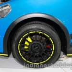 Maruti SX4 Sport wheel detail live