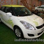 Maruti Swift Range Extender front three quarter right live