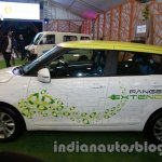 Maruti Swift Range Extender side left live