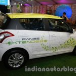 Maruti Swift Range Extender side right live