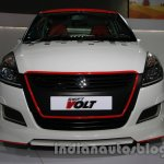 Maruti Swift Volt front at Auto Expo 2014