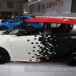 Maruti Swift Volt side at Auto Expo 2014
