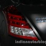 Maruti Swift Volt taillamp at Auto Expo 2014