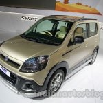 Maruti Wagon R Xrest front three quarters